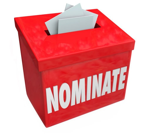 2016 AWARDS NOMINATIONS NOW OPEN